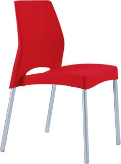 Chaise JENNA rouge